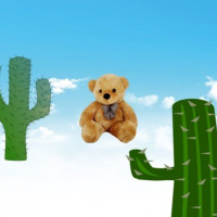 Fall cactus Season 1 teddy