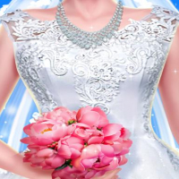 Bride & Groom Dressup - Dream Wedding game online