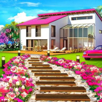 Home Design : Garden games Decoration simulator