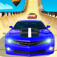 Impossible Car Stunt Game 2021 Racing Car Games
