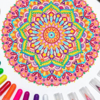 Mandala Pages