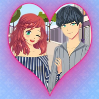 Romantic Anime Couples Dress Up Game
