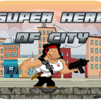 super Hero of City